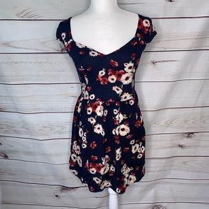 Hollister • floral dress